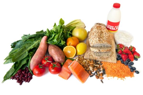 Продукты для болеющих сахарным диабетом