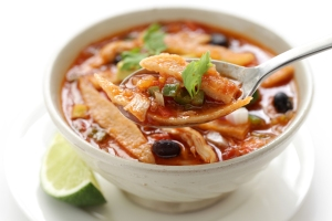 tortilla soup, mexican cuisine